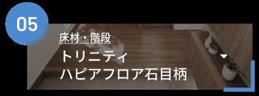 トリニティ・ハピアフロア石目柄